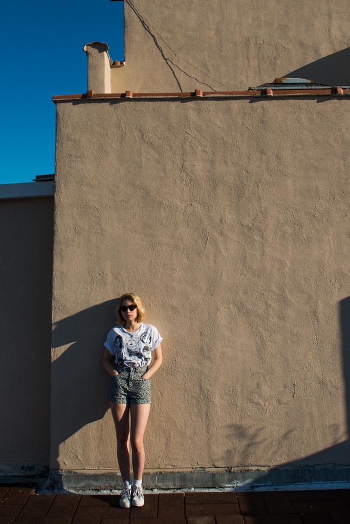 Тави Гевинсон — Фотосессия для «The Coveteur» 2014 – 10