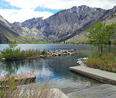 Convict Lake, Sierra Nevada, CA 5-15