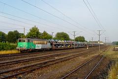 Train 46389 à Bénestroff