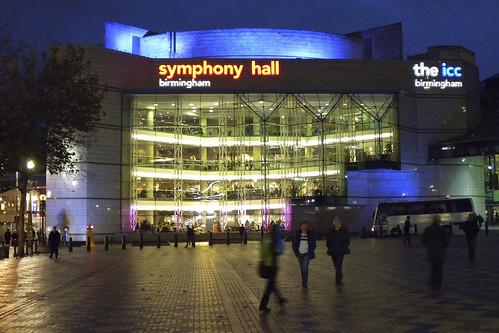 Symphony Hall — Venues — Royal Opera House