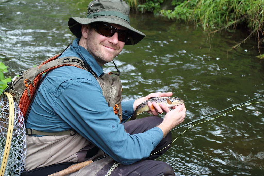 Steve With A Little Trib Brown