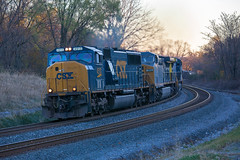 CSX Q373 - Shenadoah Junction, WV