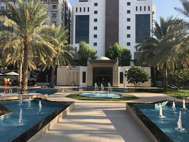 Piscine extérieure - Sheraton Oman