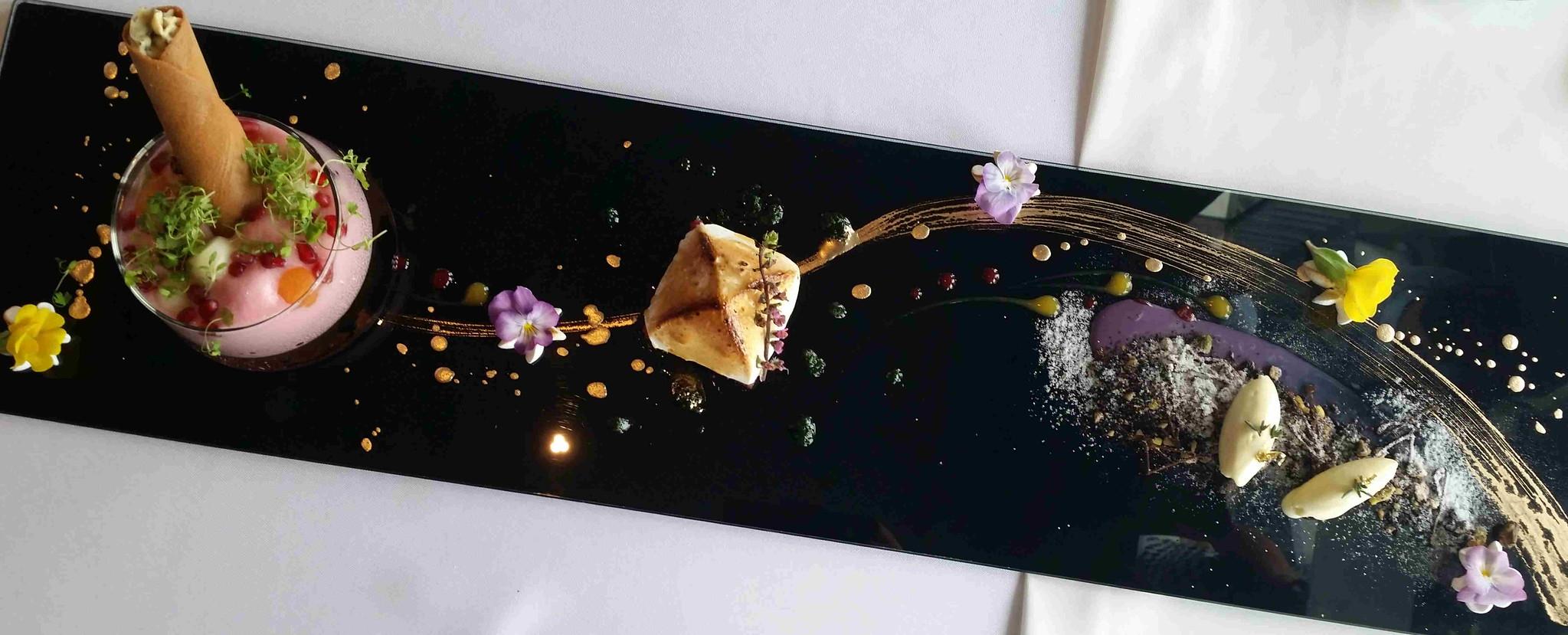 Dessert Art ExperienceHRa