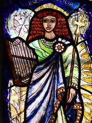 Blessed St Cecilia (Pippa Blackall, 2008)