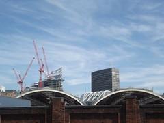 London Victoria Station - Belgrave Road - Eccleston Bridge