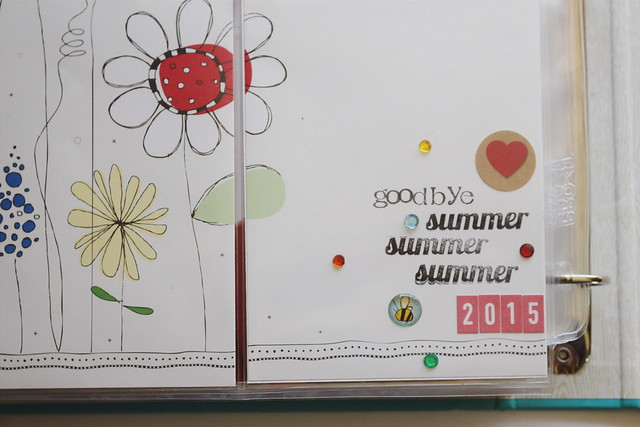 summer break diary 2015: week # 10