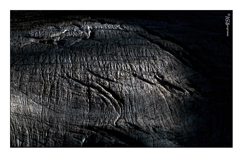 5.- Textura: <br />Ago &quot;Últimos hielos perpetuos&quot;