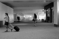 Splitting ways | Airport Moment