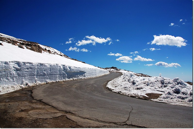 Mount Evans road (Hwy 5) 16