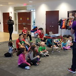Parapan - Pachi Visits March Break Campers