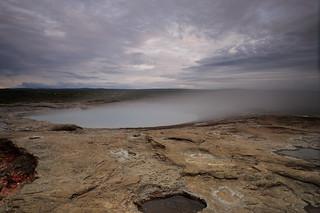 Großer Geysir, Geothermalgebiet Haukadalur | Roland Krinner