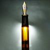 Pelikan M800 Tortoise fountain pen by attika89