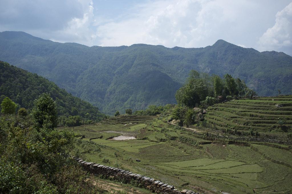 Trek to Panchase, Pokhara, Nepal