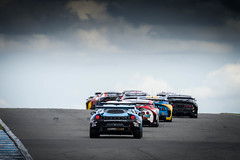 2015 British GT finale at Donington Park