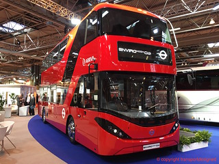 ADL Enviro 400H City for Arriva London