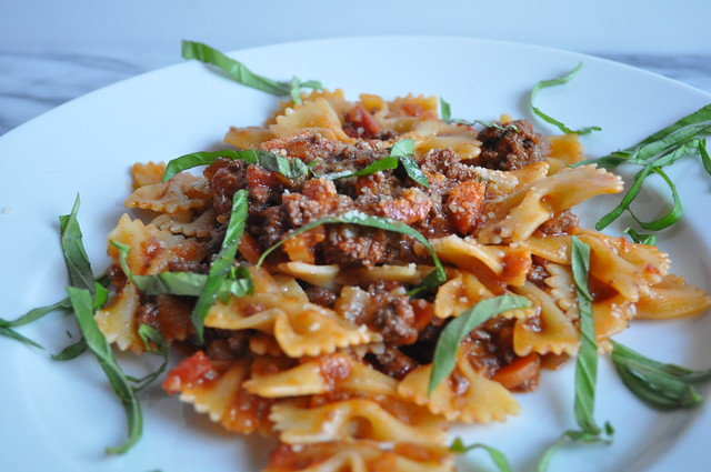 Easy Weeknight Bolognese