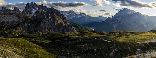 travel light sunset italy panorama mountain mountains beautiful clouds 35mm landscape landscapes nikon dolomites cristallo misurina primelens cardini sorapiss d5100