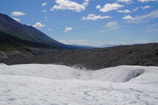 120 Op de gletsjer