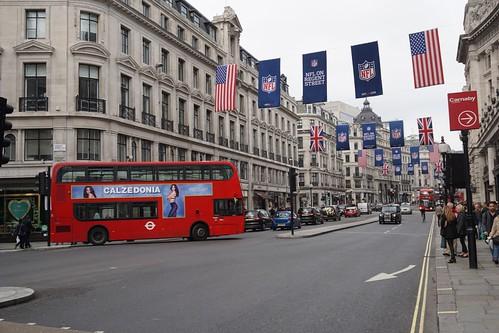Week 2: London