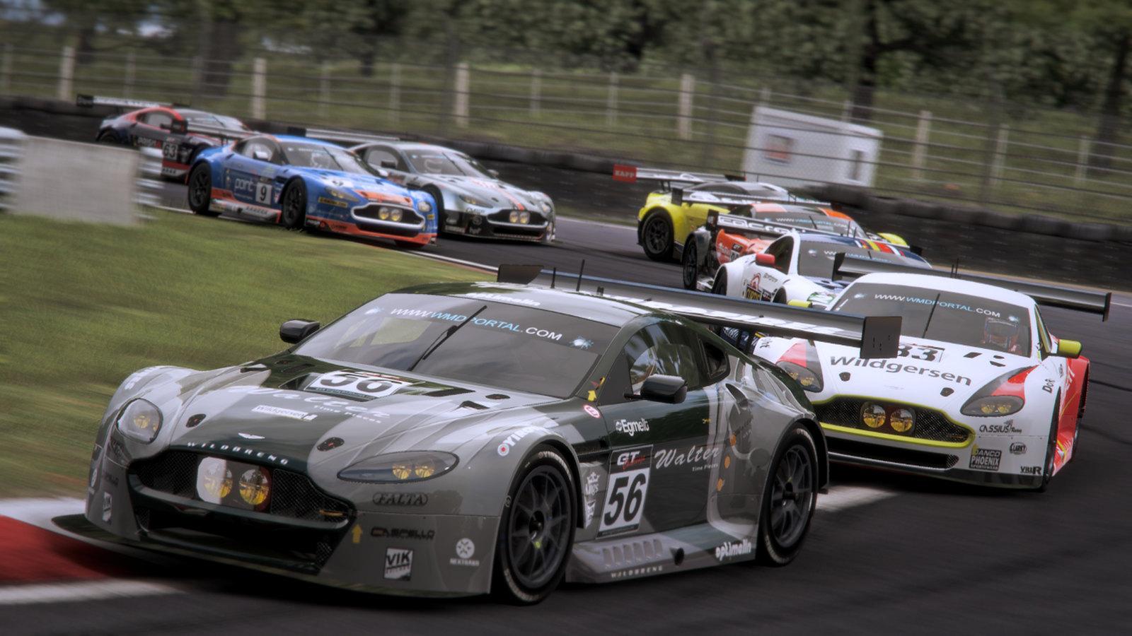 Project CARS Aston Martin Track ExpansionAston Martin Track Expansion 4