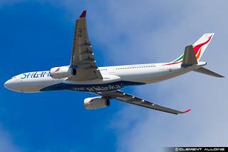 SriLankan Airlines Airbus A330-343 cn 1669 F-WWCO // 4R-ALP