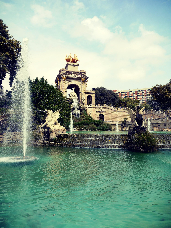 parks of barcelona