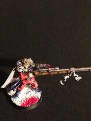 Warhammer 40k Inquisitor Conversion