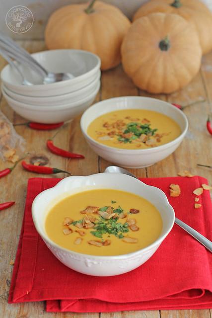 Sopa thai de calabaza www.cocinandoentreolivos.com (2)