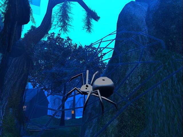 Serendipty - Halloween Spidey Blues