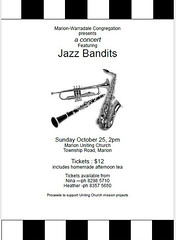 Jazz Bandits @ Marion-Warradale Uniting Church