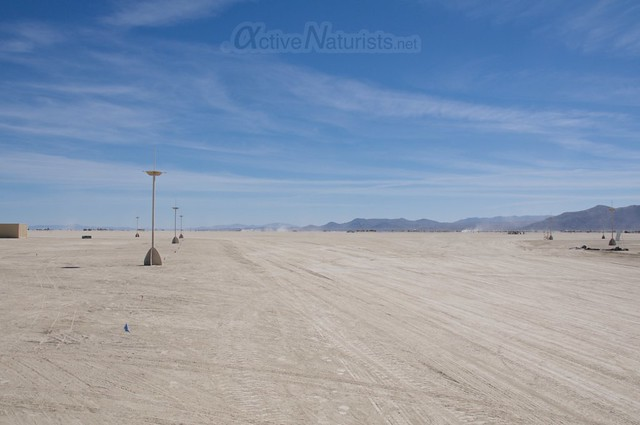 view 0006 Burning Man 2015, Black Rock City, Nevada, USA