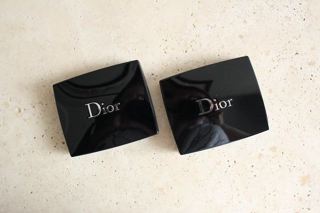 dior holiday 2015 state of gold eyeshadow palettes swatches and review