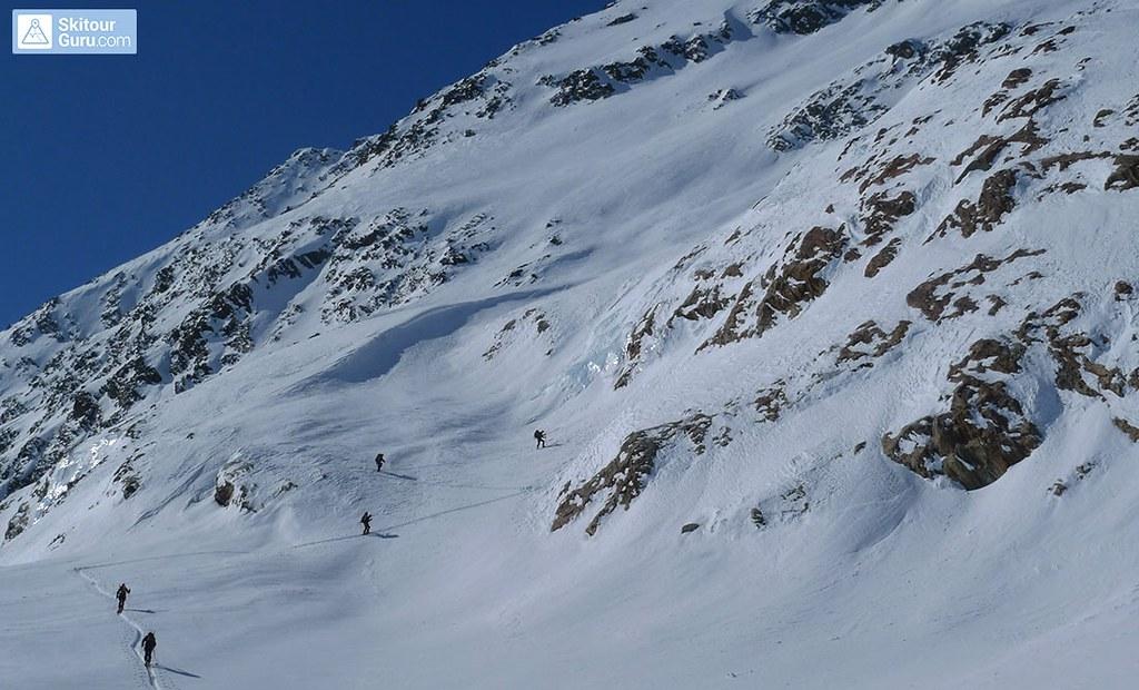 Schalfkogel E (Langtalereck H.) Ötztaler Alpen / Alpi Venoste Österreich foto 01