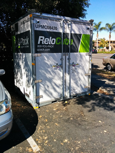 The Relocube made it to California!