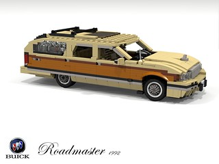 Buick Roadmaster Estate (1992)