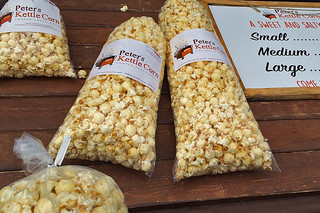Mission Farmer's Market - Kettlecorn