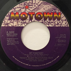 GUY:MY FANTASY(LABEL SIDE-A)