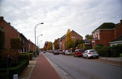 Street in town