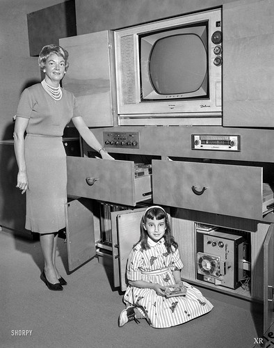 1960 ... electronic learning center!