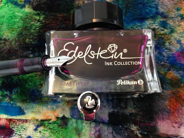 Review Pelikan M205 Classic Amethyst Fountain Pen @AppelboomLaren (15)