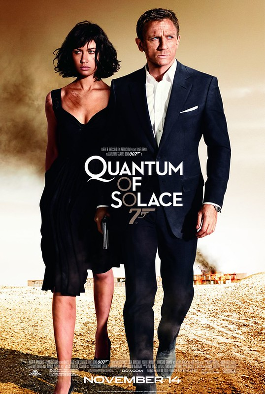 Quantum of Solace - Poster 4