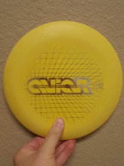 Innova DX Aviar-175, San Marino, Grid Stamp, faded ink on back, 6.5/10
