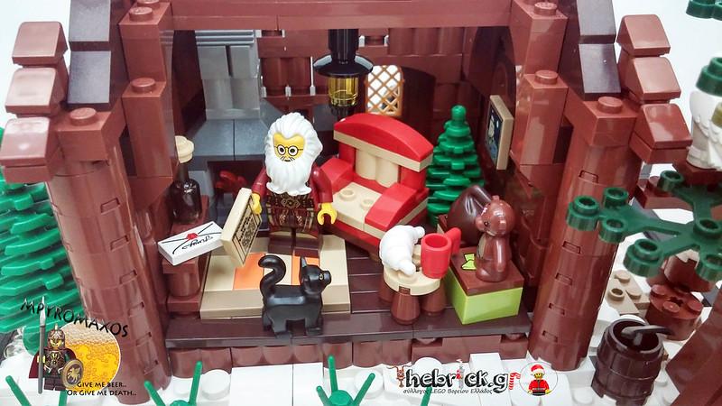 "[BuildtheBrick #2]: ""Greenland Santa House"" 23111919254_cfcb0557f3_c"