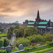 The Glasgow Cathedral by baddoguy