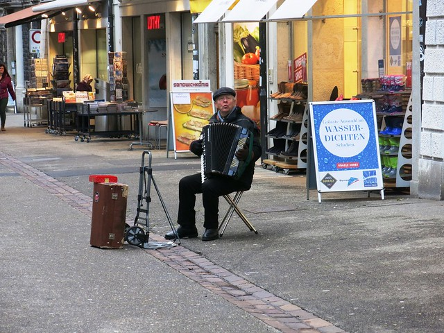 Musician Solothurn