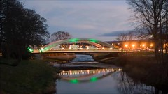 Colourful Bridge, Elgin
