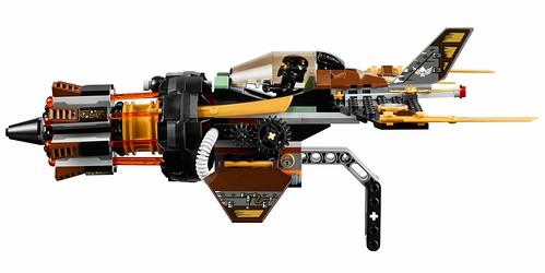 LEGO Ninjago 70747 Boulder Blaster 09