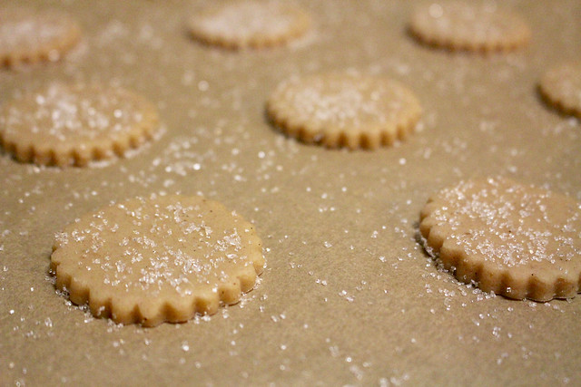 Eggnog Sandwich Cookies - 17