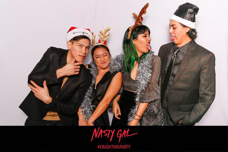 Nasty Gal Holiday Party